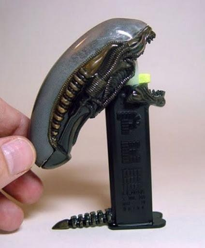 Pez Dispenser of the Day