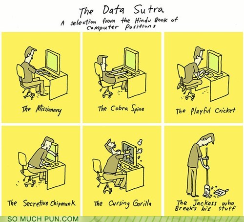 The Data Sutra...