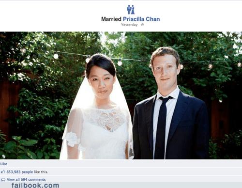 Mark Zuckerberg,marriage,married,wedding,zuckerberg