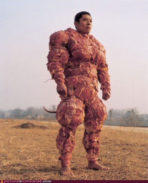 best of week,meat,suit,vegetarian,worst nightmare,wtf