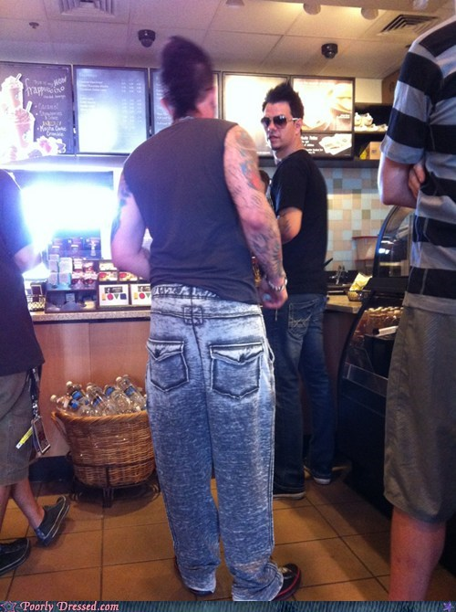 Pajama Jeans: Douchebag Edition