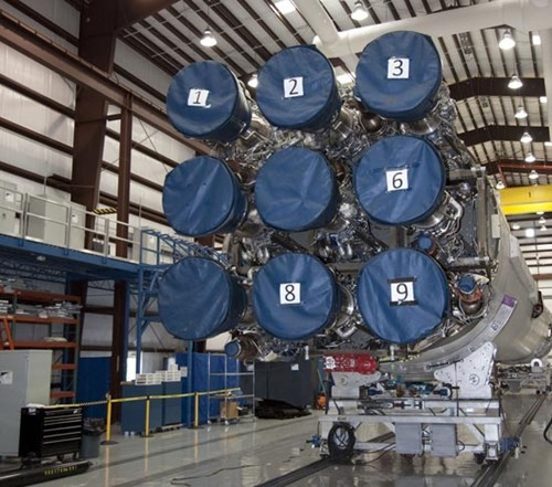 Follow Up of the Day: SpaceX Launch Rescheduled Due to Faulty Valve