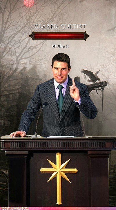 Diablo III And Tom Cruise