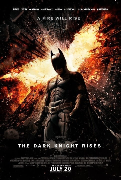 Dark Knight Rises Poster of the Day