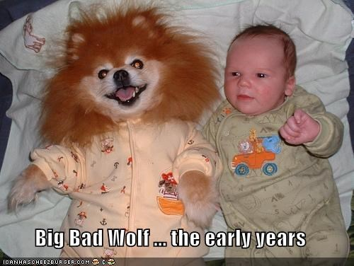 Big Bad Wolf ... the early years
