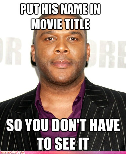 Good Guy Tyler Perry