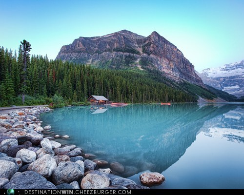 The Lake Louise Mountain Resort