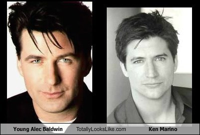 Young Alec Baldwin Totally Looks Like Ken Marino