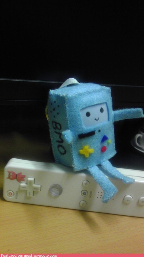 Little BMO Computer Game
