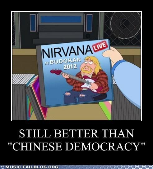 Fat Kurt Cobain Would Still Be Better Than Fat Axl Rose