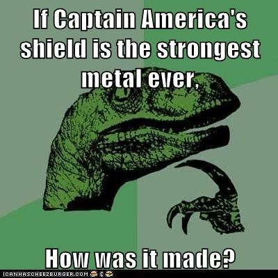 Philosoraptor: They Didn't Just Find it Like That, Did They?
