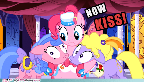 now kiss,pinkie pie,season 2,TV