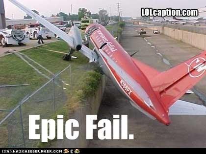 Jet Fail