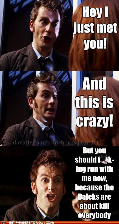 How Everyone Meets the Doctor