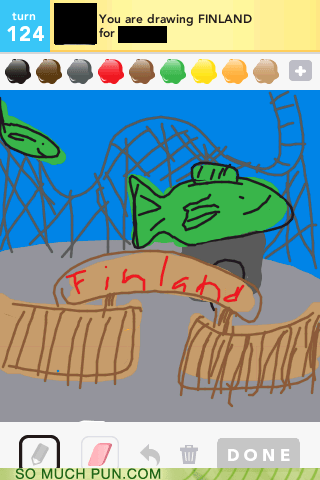 double meaning,draw something,fin,Finland,Hall of Fame,iphone,land,literalism,prefix