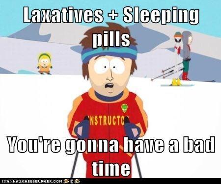 bad sleeping pills.