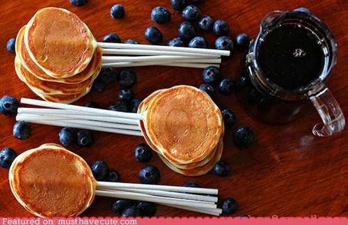 best of the week,breakfast,epicute,pancakes,pops,stick