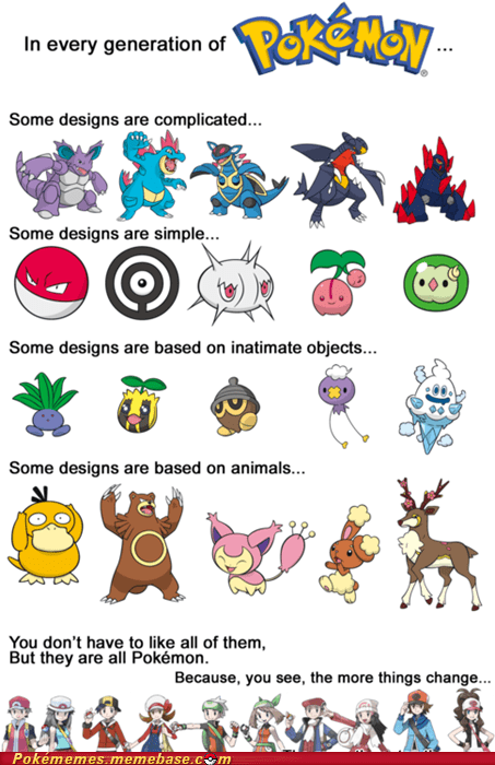 All Pokemon are Pokemon
