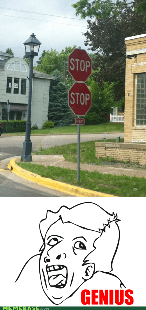 signs,stop signs,this is so dumb,traffic signs