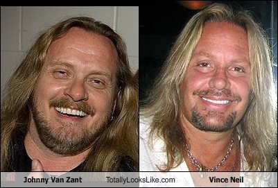 Johnny Van Zant Totally Looks Like Vince Neil