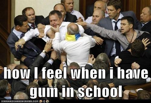 gum,political pictures