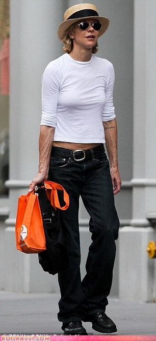 When Did Meg Ryan Turn Into Mickey Rourke?