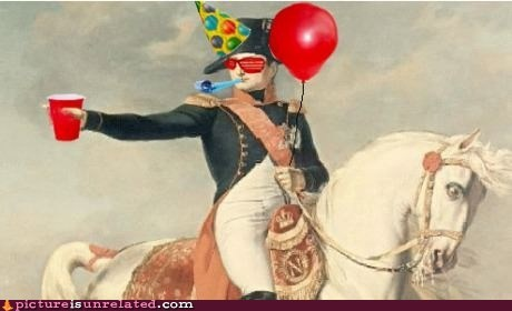 Napoleon Borntoparty