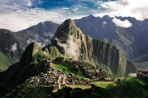 cliff,mountain,peru,ruins