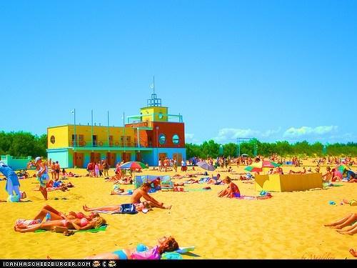beach,sands,tanning