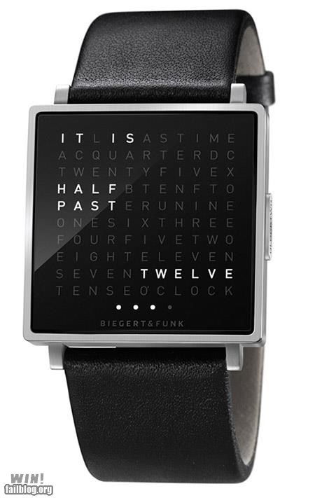Watch Design WIN