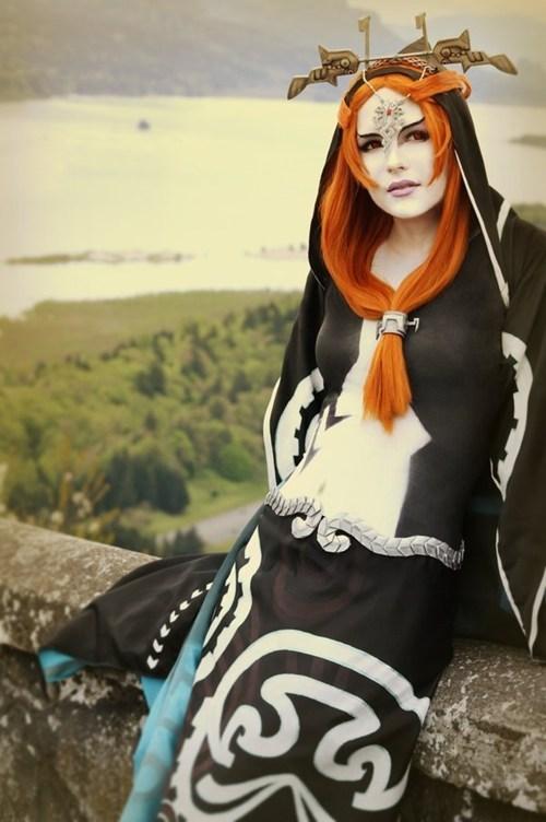 FanArt,legend of zelda,Midna,video games
