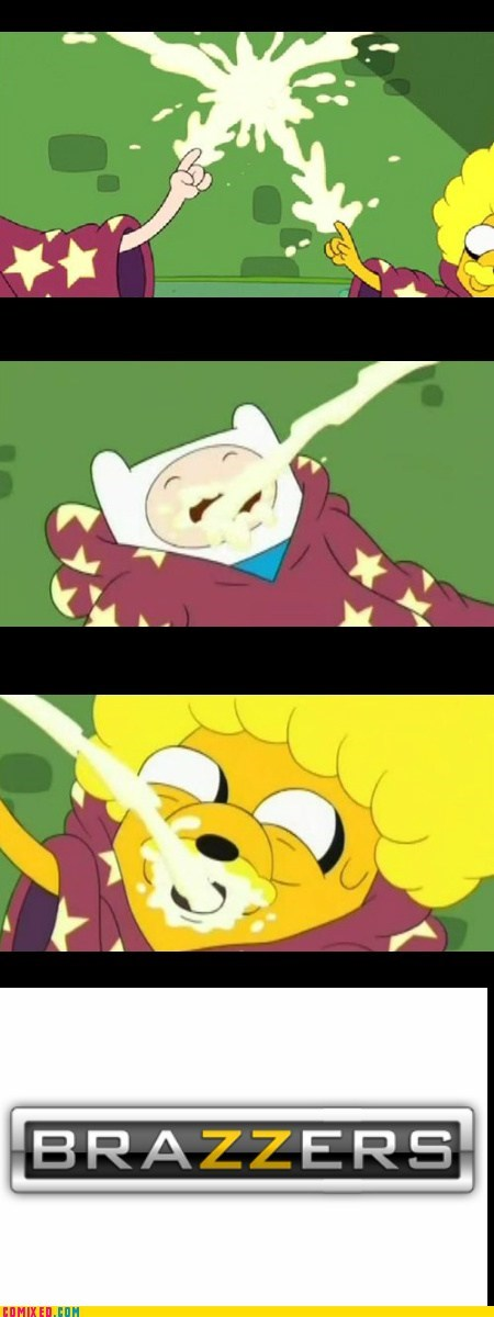 Adventure Time, Indeed