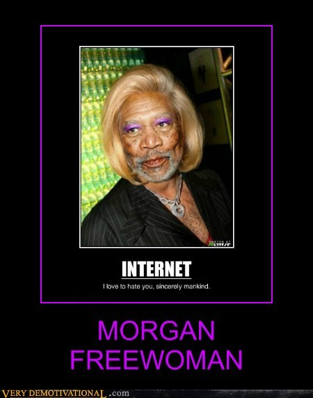 MORGAN FREEWOMAN