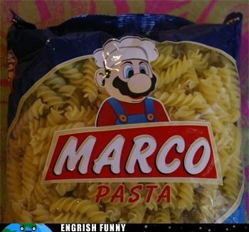 italian,Italy,luigi,marco pasta,mario,pasta,Super Mario bros