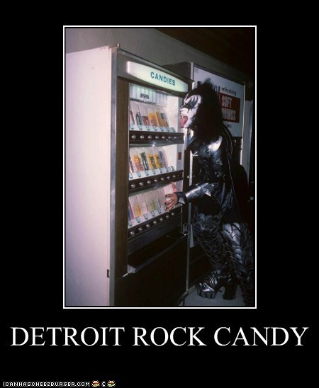DETROIT ROCK CANDY