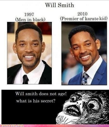 Will Smith is a Timeless Beauty