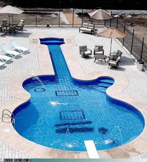 best of the week,fancy,guitar,Les Paul,pool