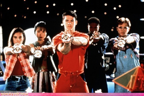 Mighty Morphin' Power Rangers: Where Are They Now?