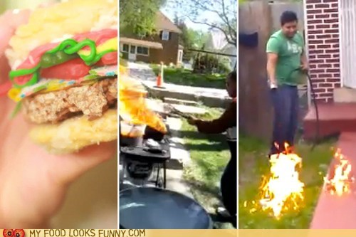 10 Hilarious Barbecue 'Fails'