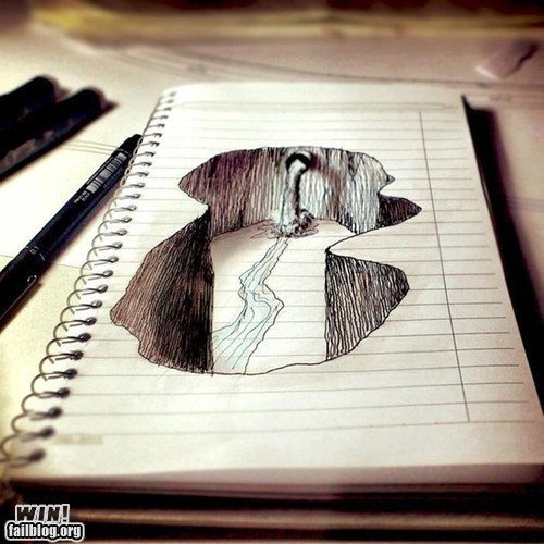 doodle,drawing,illusion,notebook,pollution