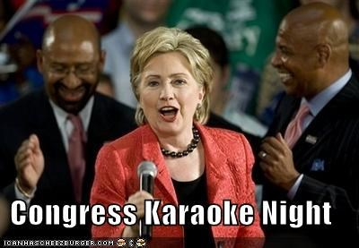 Congress Karaoke Night