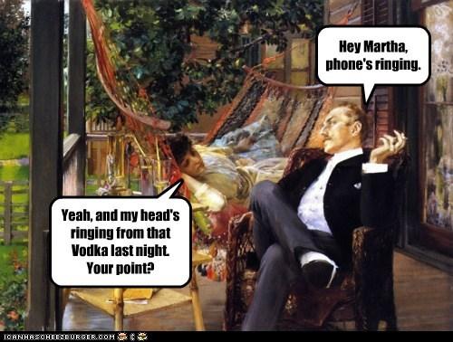 hammock,hangover,man,rich,woman