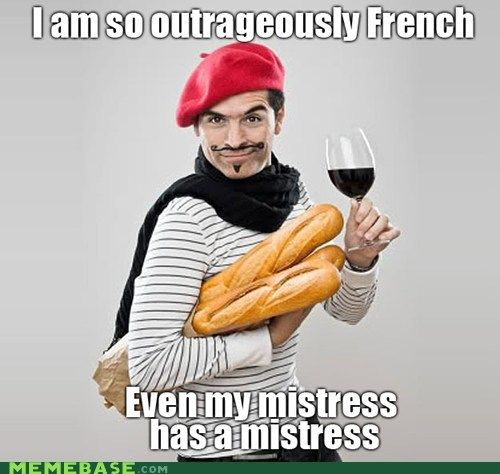 Now THAT'S French