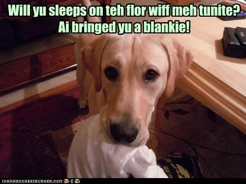 Sleeps wiff meh!