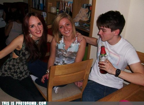 When You See It: Lost His Seat