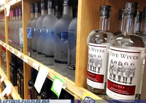 "Booze News: Polygamy-Themed Vodka Banned in Idaho for Being ""Offensive to Mormons"""