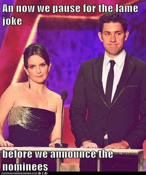 Every Awards Show Ever