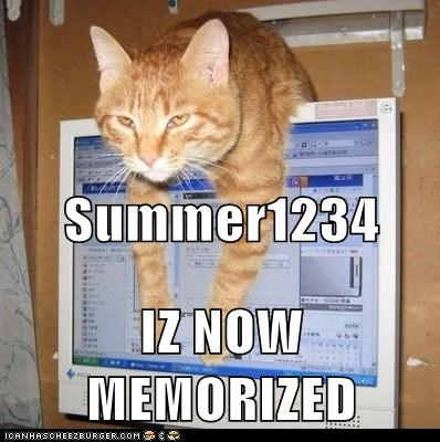 Summer1234 IZ NOW MEMORIZED