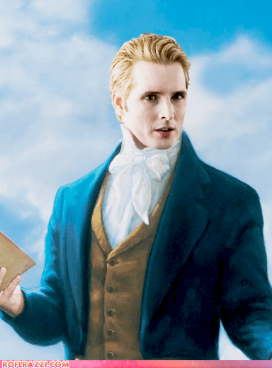 Carlisle Cullen as Joseph Smith: Leading Sparkly Vampires to The Promised Land