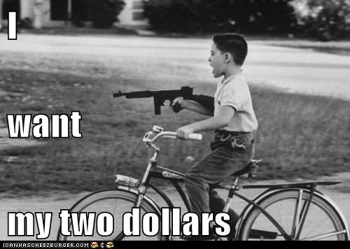 better off dead,bike,gun,kid,two dollars